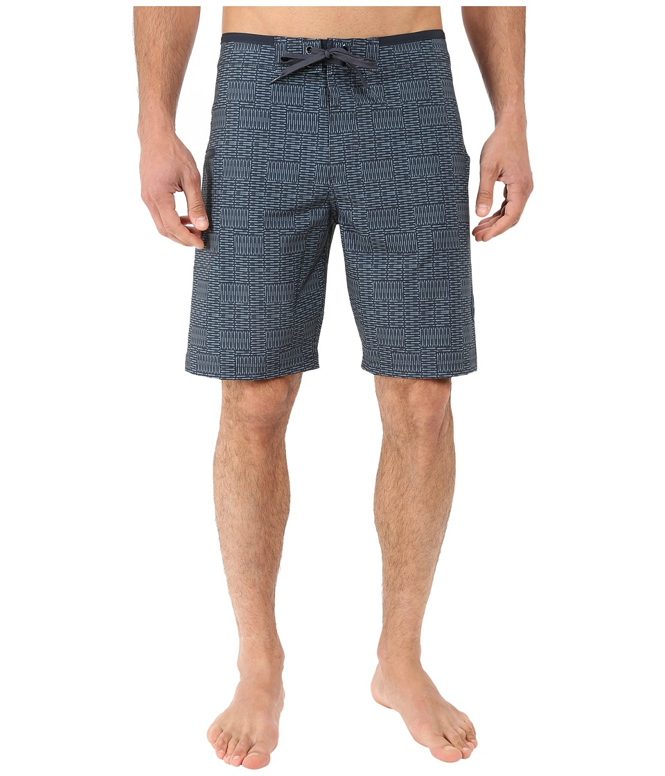 Prana - Catalyst Short (Nautical) Men's Swimwear