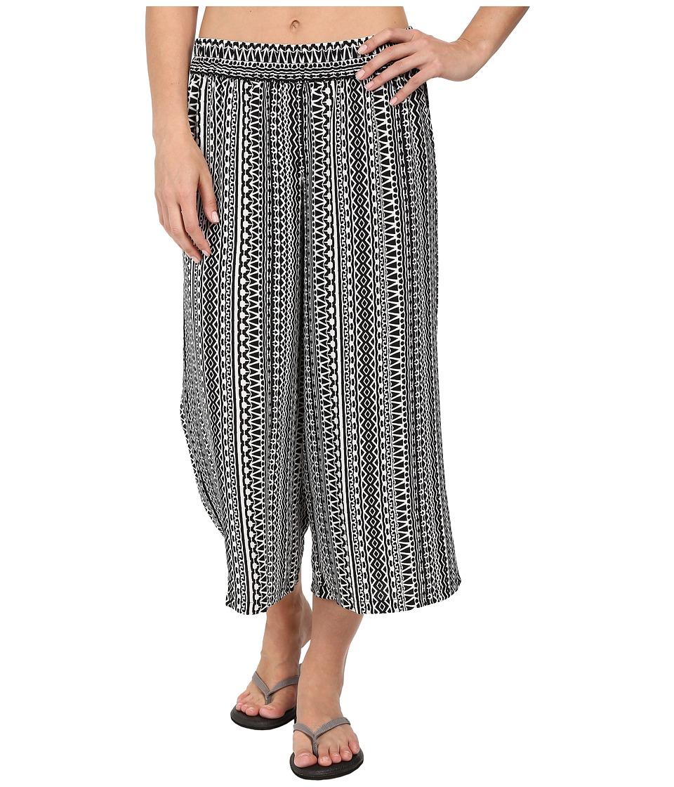 Prana - Kiran Culotte (Black) Women's Casual Pants
