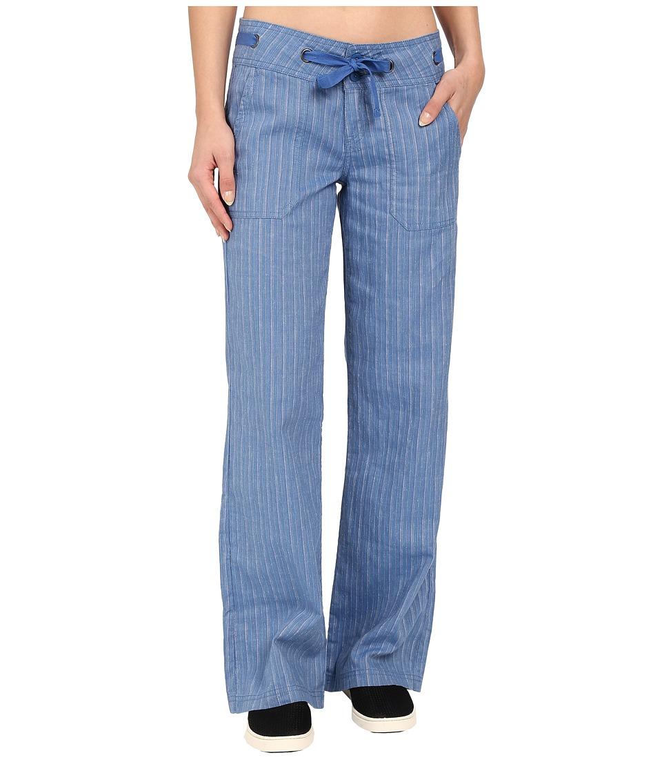 Prana - Steph Pant (Vintage Cobalt) Women's Casual Pants plus size,  plus size fashion plus size appare