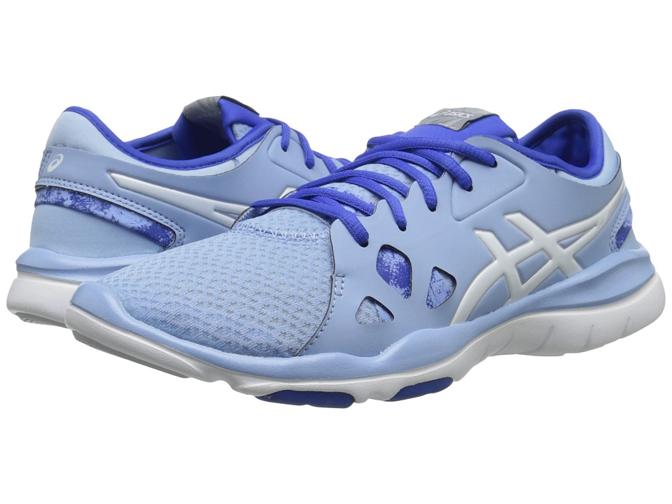 ASICS - Gel-Fit Nova 2 (Blue Bell/White/Blue Purple) Women's Shoes