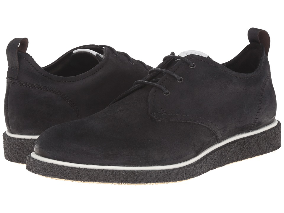 rag & bone - Elliot Oxford (Black) Men's Lace up casual Shoes