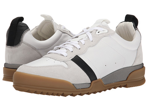 rag & bone - Trainer Low (White Combo) Men's Shoes