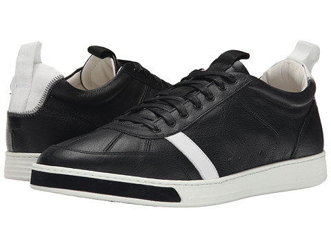 rag & bone - Flynn Low (Black) Men's Shoes