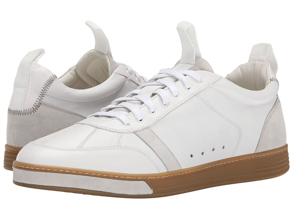rag & bone - Flynn Low (White) Men's Shoes