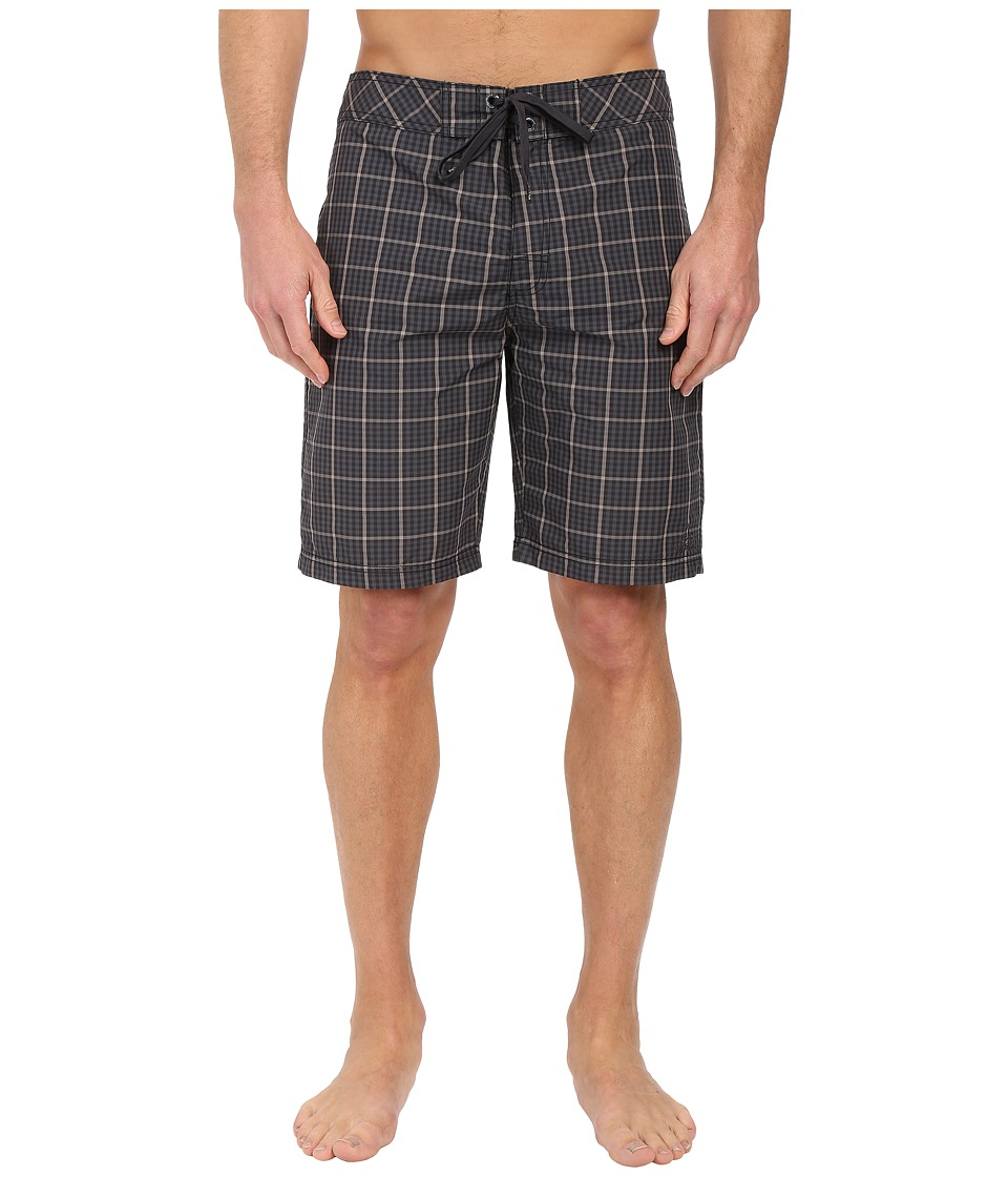 Prana - El Porto Short (Grey) Men's Swimwear