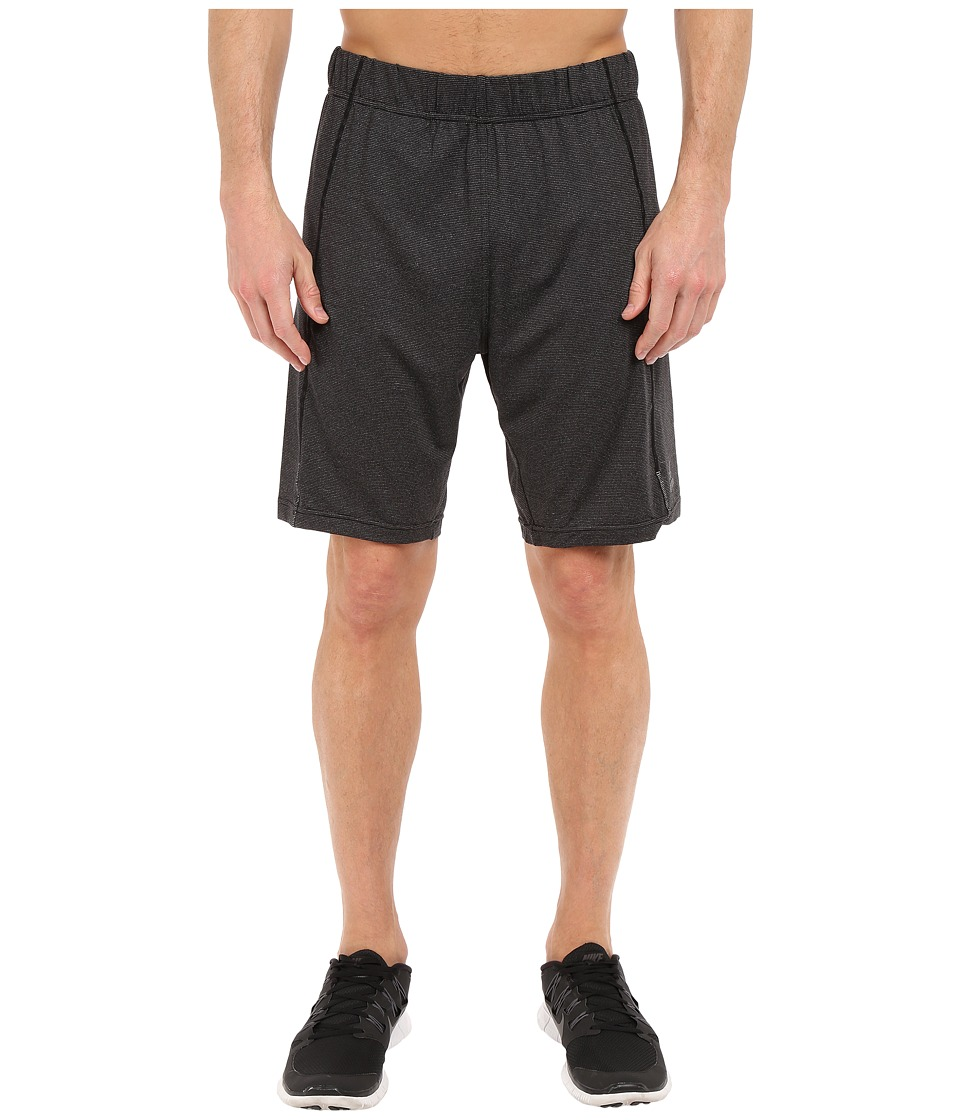 Prana Breaker Shorts (Black) Men