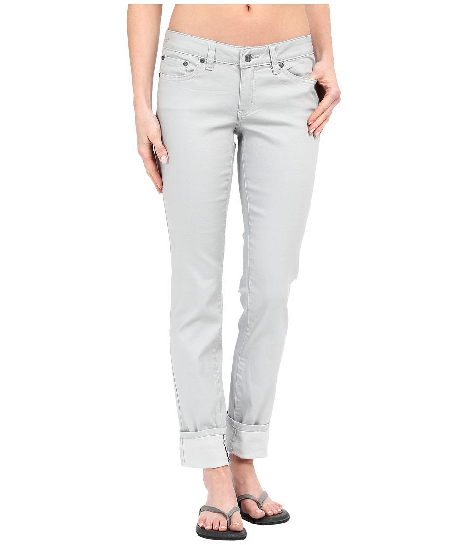 Prana - Kara Jean (Silver) Women's Jeans