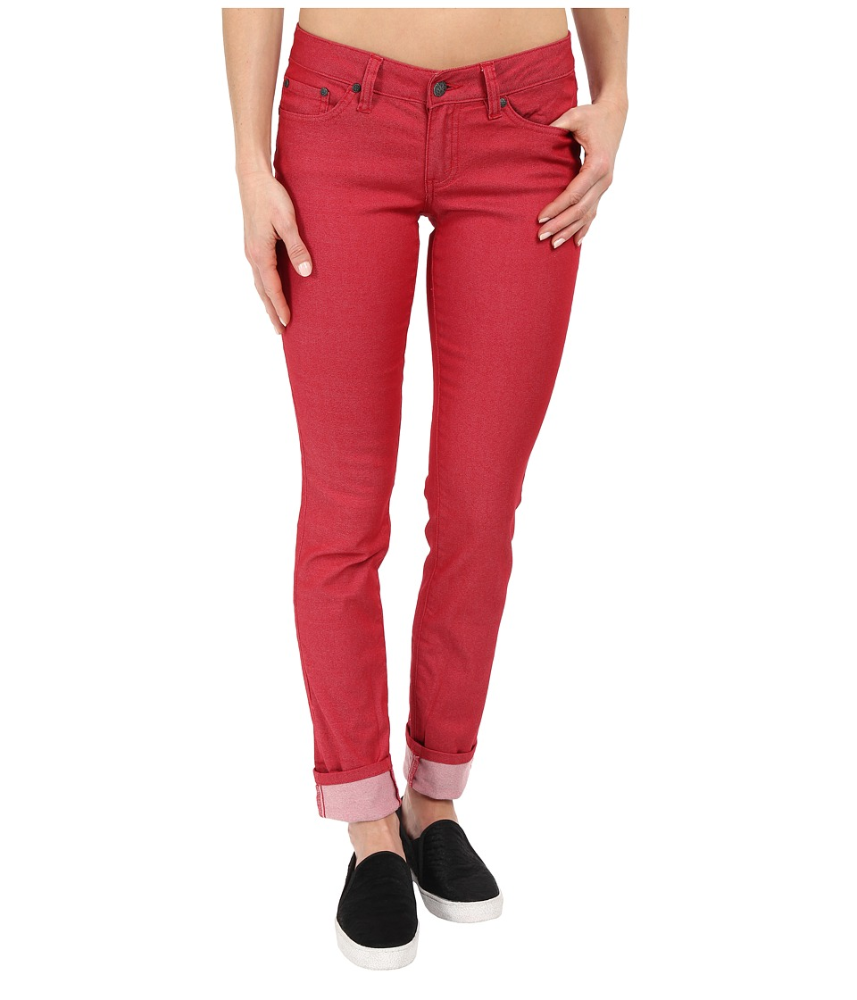 Prana - Kara Jean (Sunwashed Red) Women's Jeans