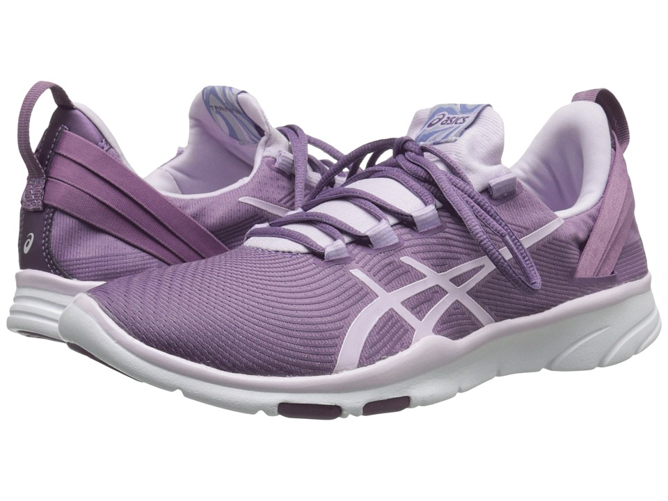 ASICS - Gel-Fit Sana 2 (Purple Grape/Ice Blue/Lilac) Women's Cross Training Shoes