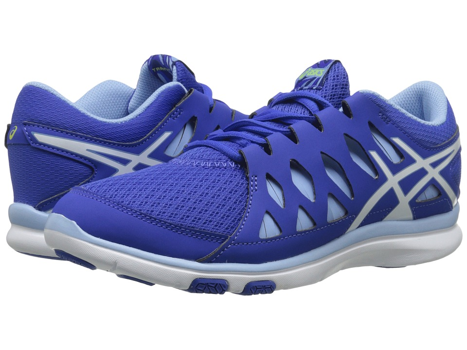 ASICS - GEL-Fit Tempo 2 (Blue Purple/White/Blue Bell) Women's Cross Training Shoes