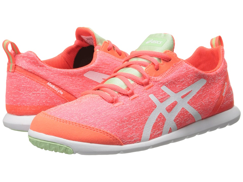 ASICS - Metrolyte (Flash Coral/White/Mint) Women's Shoes
