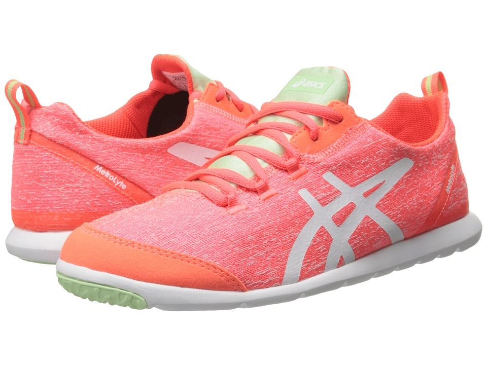 ASICS - Metrolyte (Flash Coral/White/Mint) Women's Shoes