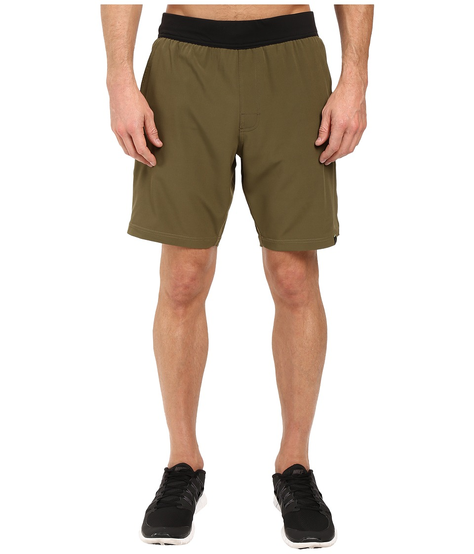 Prana - Overhold Shorts (Cargo Green) Men's Shorts