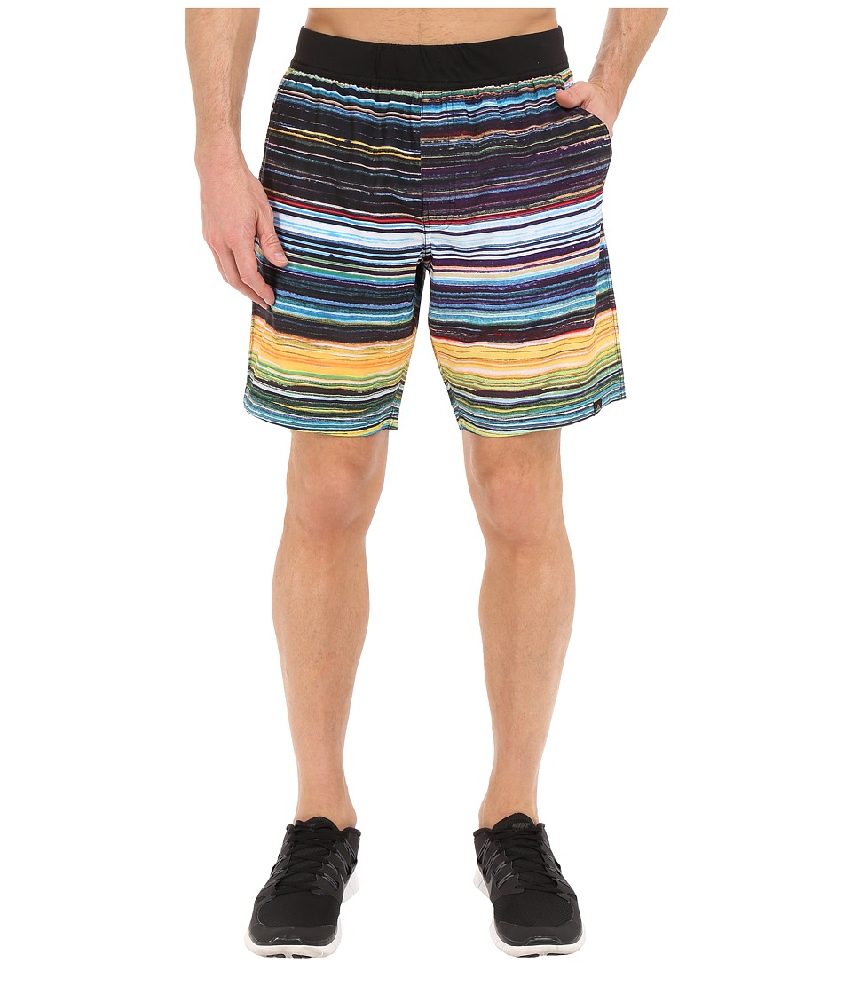 Prana Overhold Shorts (Jet Stream Print) Men