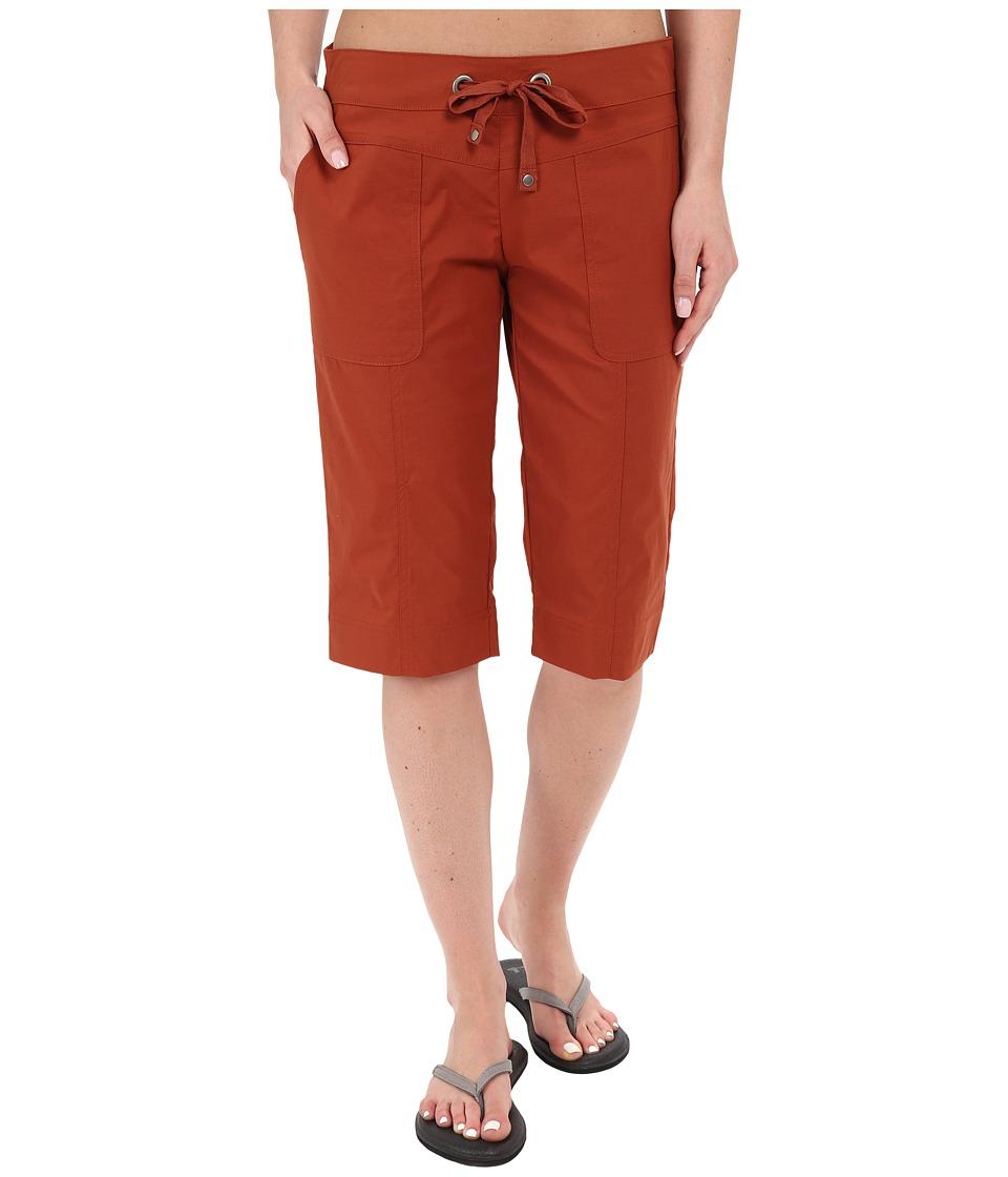 Prana - Bliss Knicker (Henna) Women's Shorts