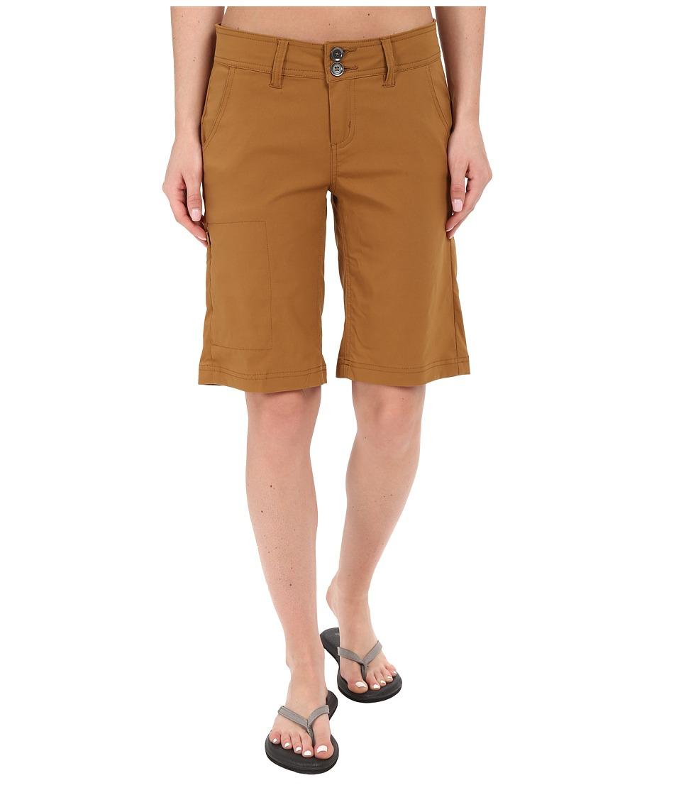 Prana - Halle Shorts (Dark Ginger) Women's Shorts