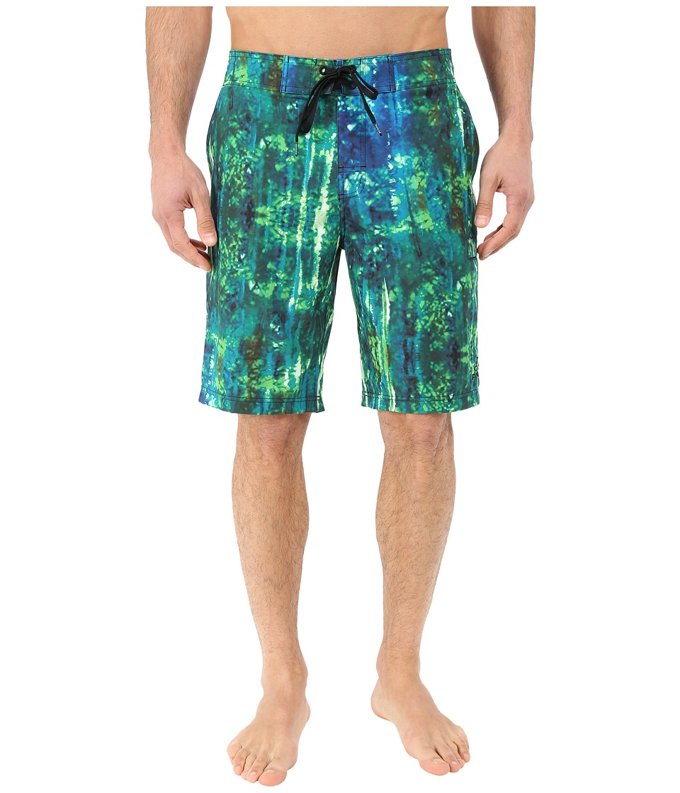 Prana Basalt Studio Short (Typhoon Print) Men