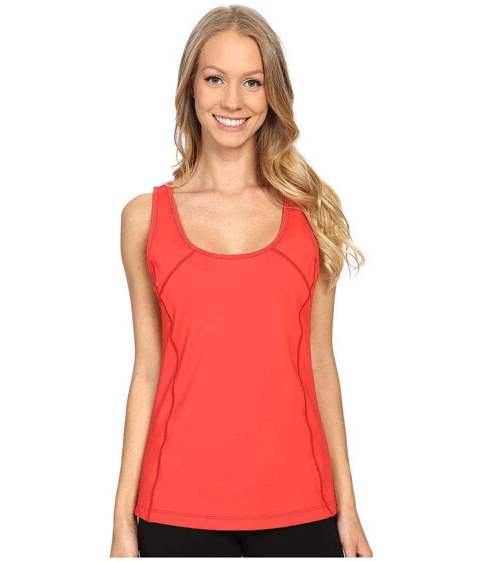 Lole - Profile Tank Top (Ruby) Women's Sleeveless