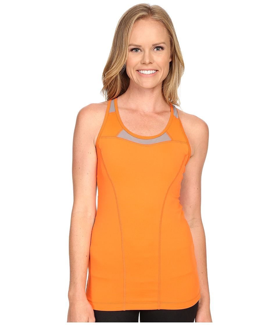 Lole - Central Tank Top (Nectarine) Women's Sleeveless