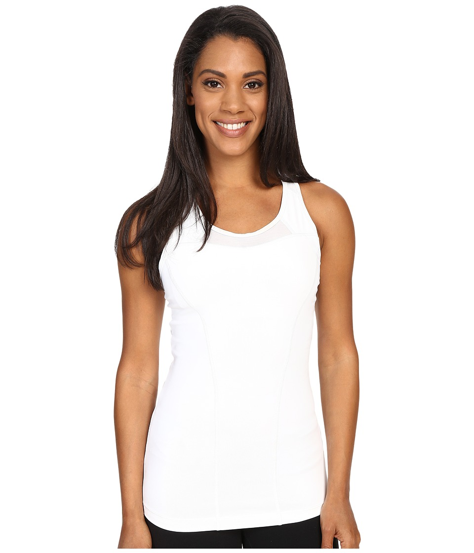 Lole - Central Tank Top (White 2) Women's Sleeveless