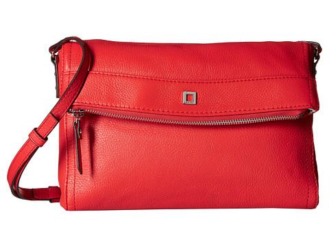 Lodis Accessories - Nadia Crossbody (Papaya) Cross Body Handbags