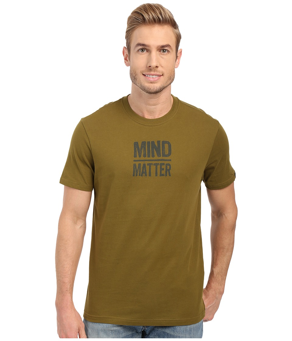 Prana - Mind/Matter T-Shirt (Saguaro) Men's Short Sleeve Pullover