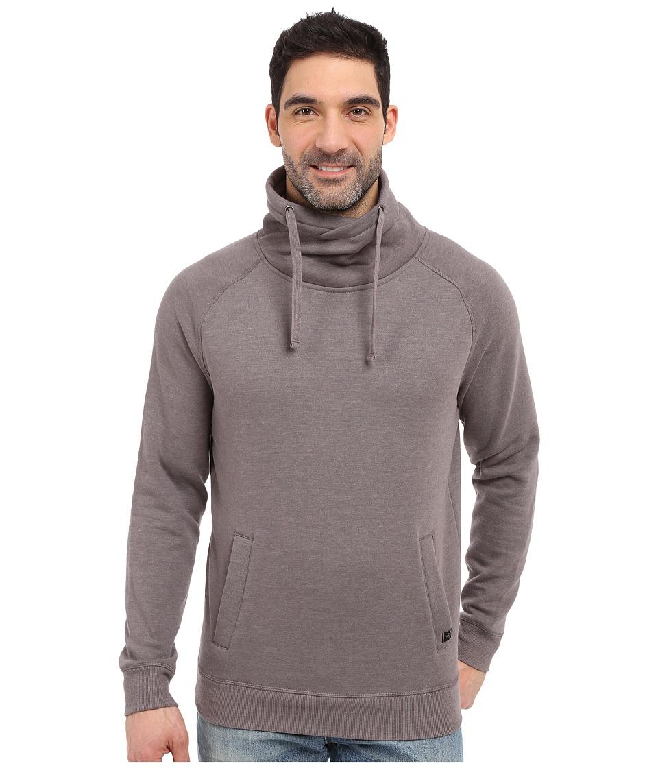 Prana - Fordham Pullover (Moonrock) Men's Long Sleeve Pullover