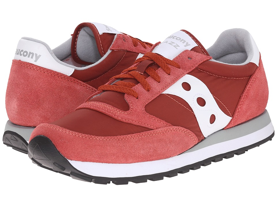 Saucony Originals - Jazz Original (Red 1) Men