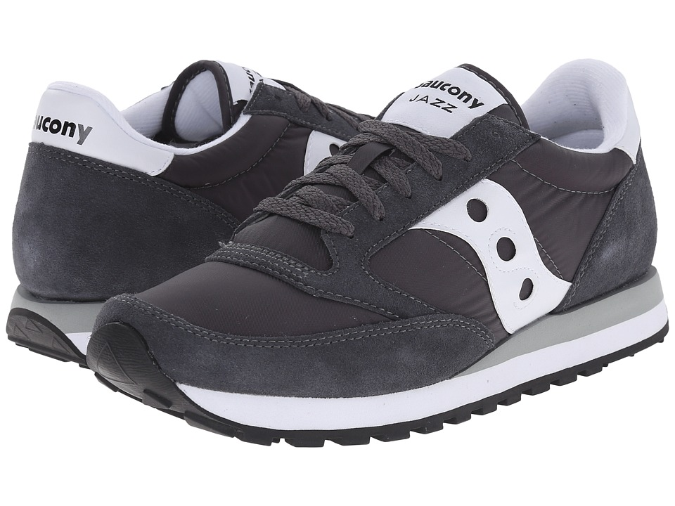 Saucony Originals - Jazz Original (Charcoal 1) Men