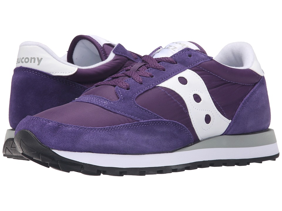 Saucony Originals - Jazz Original (Purple) Men's Classic Shoes