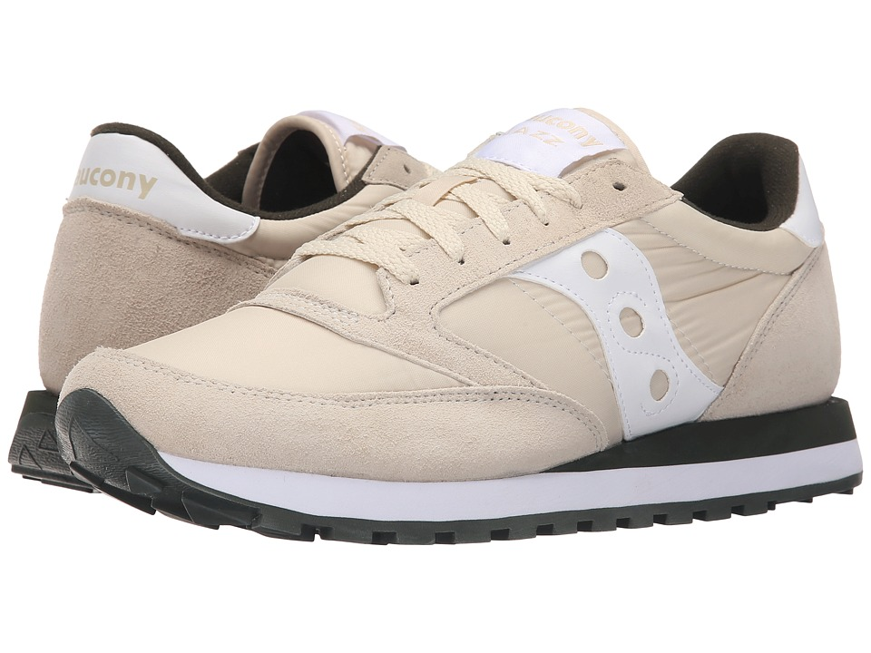 Saucony Originals - Jazz Original (Sand 1) Men's Classic Shoes