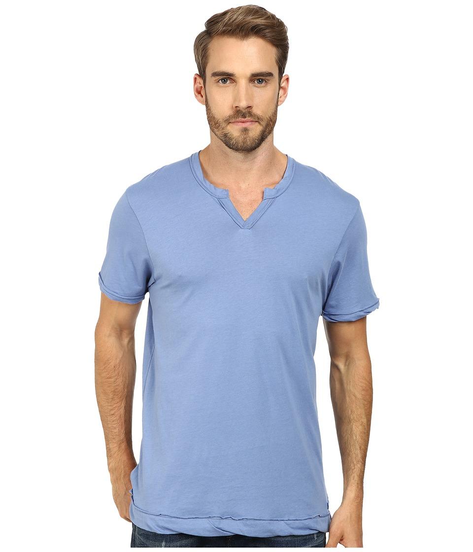 Alternative - Moroccan Tee (Dusk Blue) Men's Short Sleeve Pullover