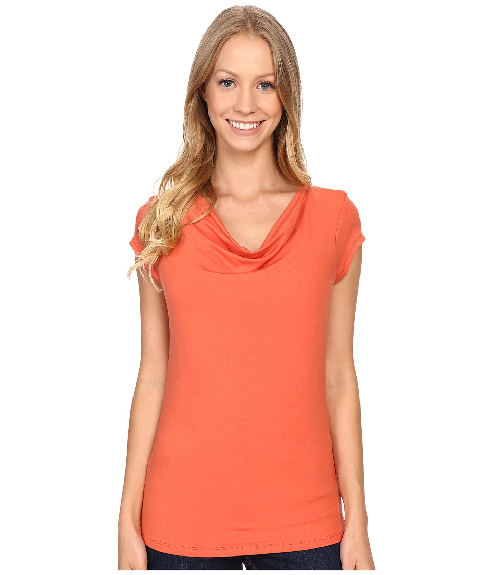 Toad&Co Susurro Short Sleeve Tee (Cedar) Women