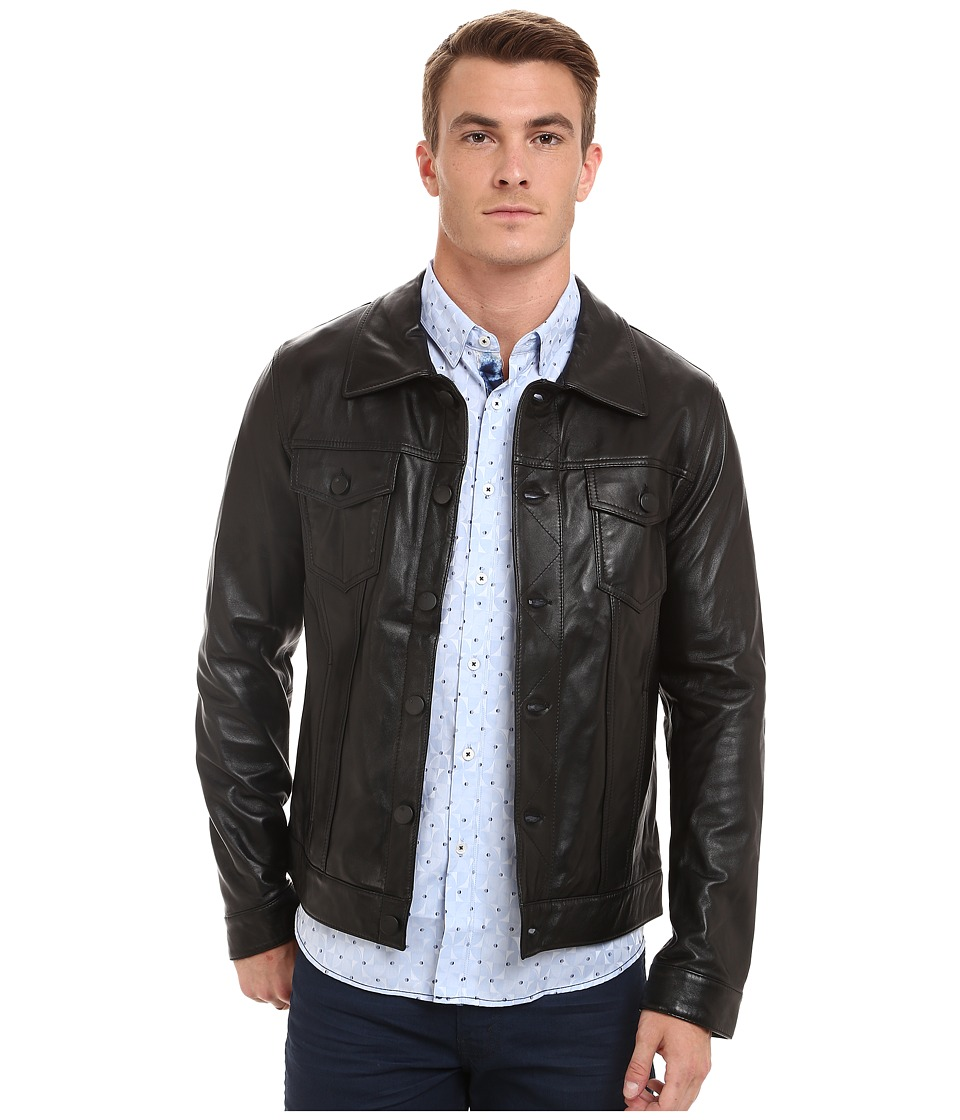 7 Diamonds - Desperado Jacket (Black) Men's Coat