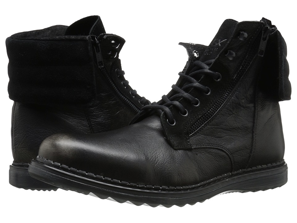GBX - Trammel-57689 (Black) Men's Lace-up Boots