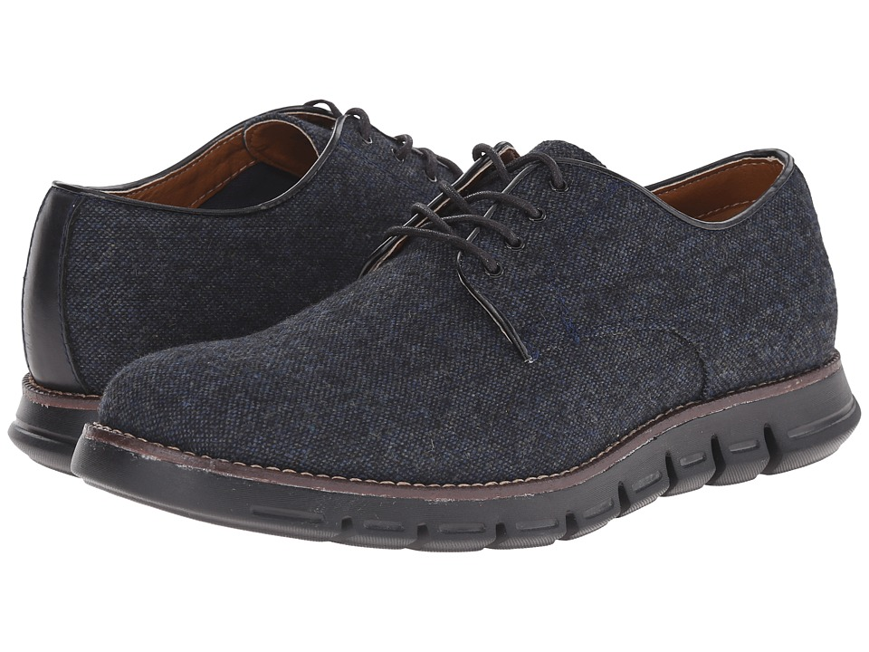 gbx horc black s lace up casual shoes