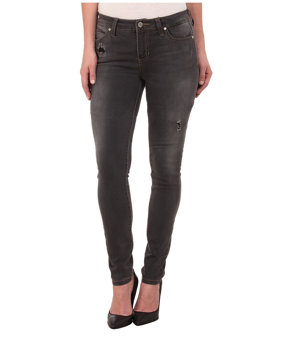 Liverpool - Shades of Grey Abby Skinny (Platinum Grey) Women's Jeans