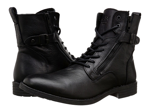 GBX - Trust-57683 (Black) Men's Zip Boots