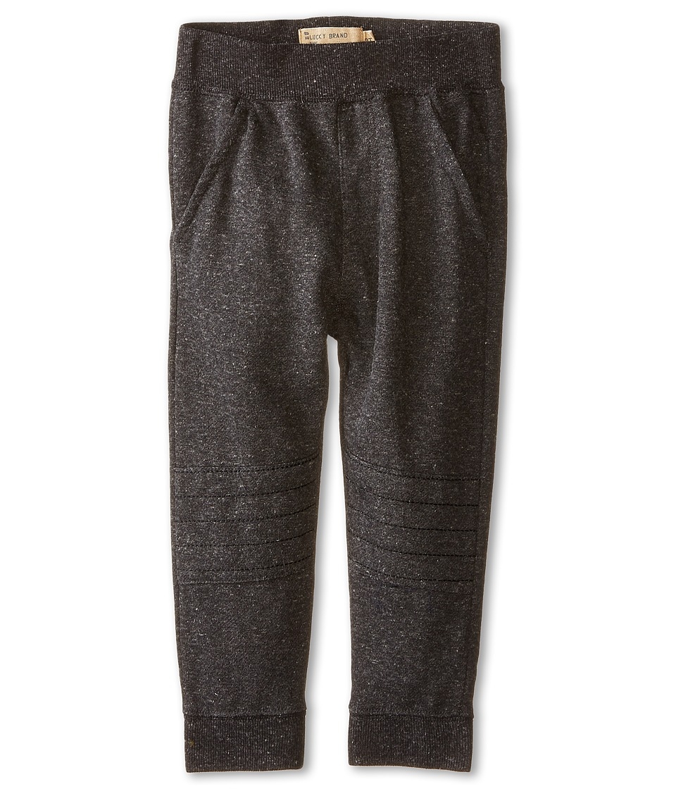 Lucky Brand Kids - Kickflip Jogger (Toddler) (Dark Charcoal) Boy's Jeans