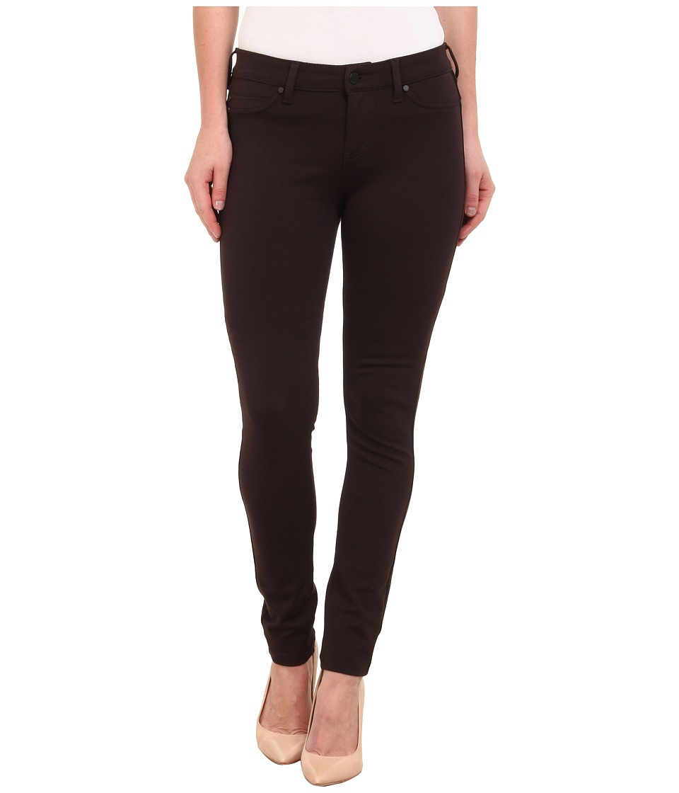 Liverpool - Madonna Ponte Five-Pocket Legging (Dark Chocolate Brown) Women's Clothing