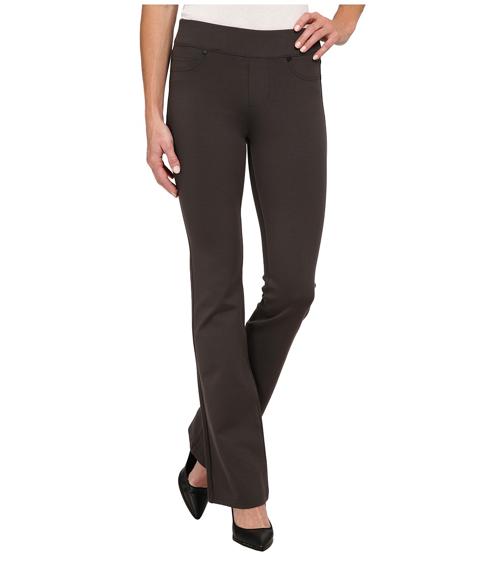 Liverpool - Kimberly Pull-On Ponte Bootcut (Magnet Grey) Women's Casual Pants