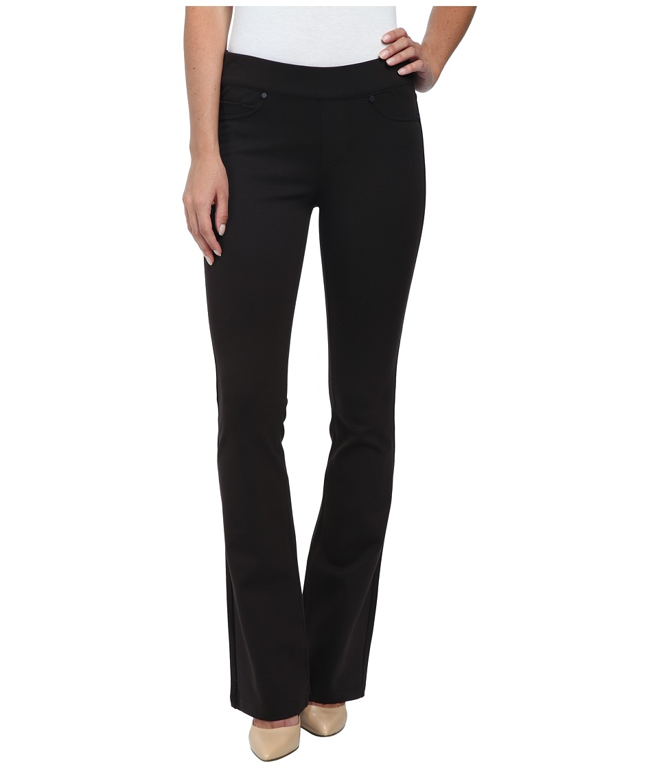 Liverpool - Kimberly Pull-On Ponte Bootcut (Dark Chocolate Brown) Women's Casual Pants