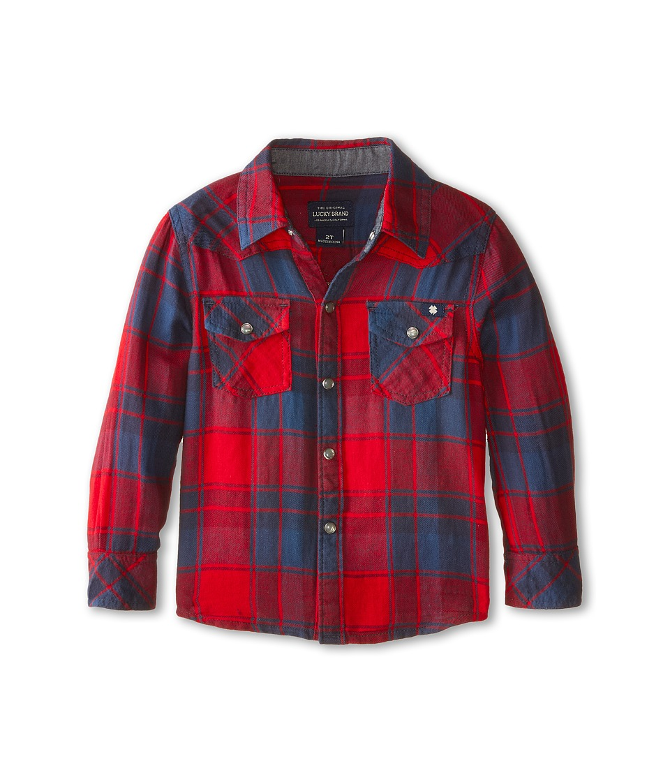 Lucky Brand Kids - Locknut Western (Toddler) (Formula) Boy