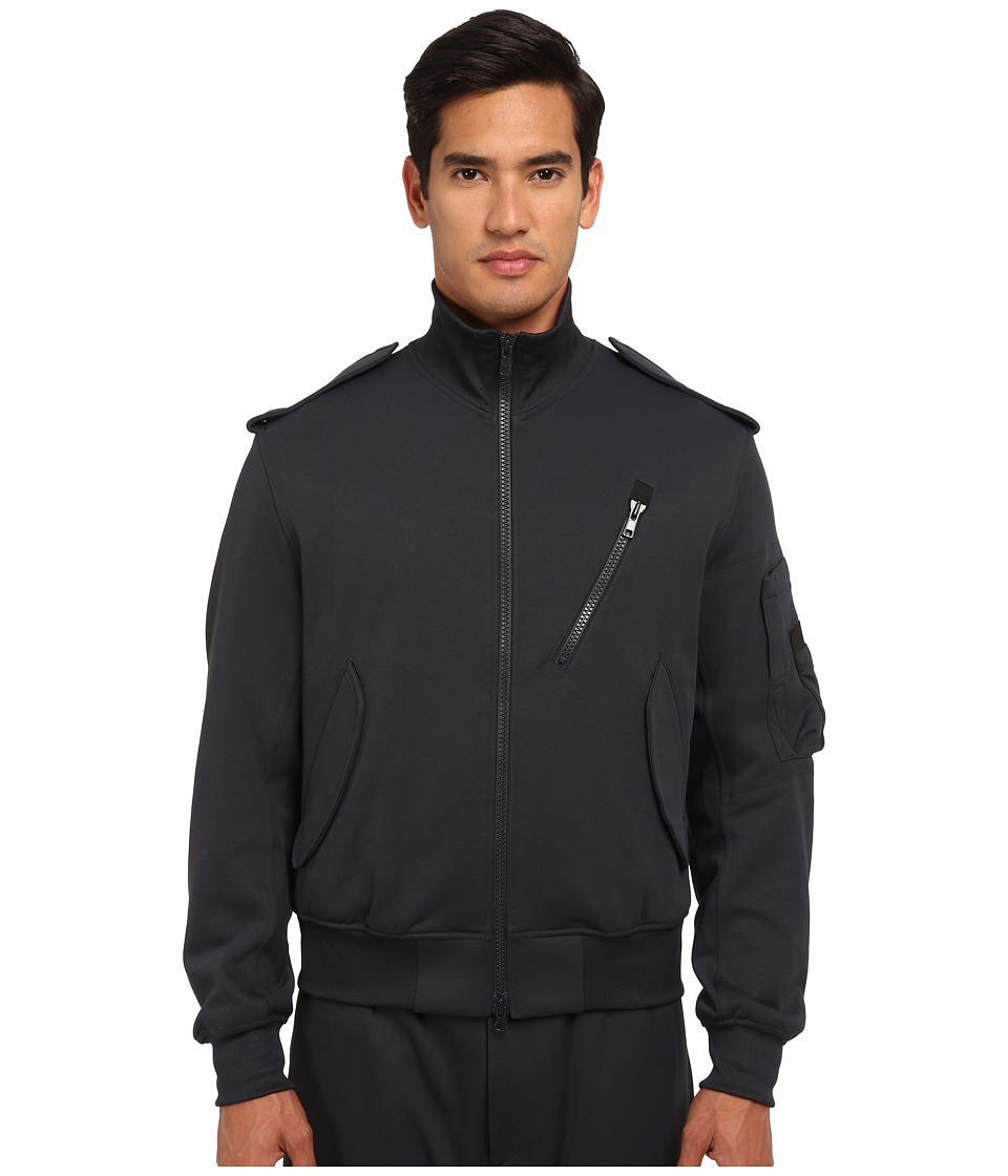 adidas Y-3 by Yohji Yamamoto - Flight Jacket (Night Grey) Men's Coat