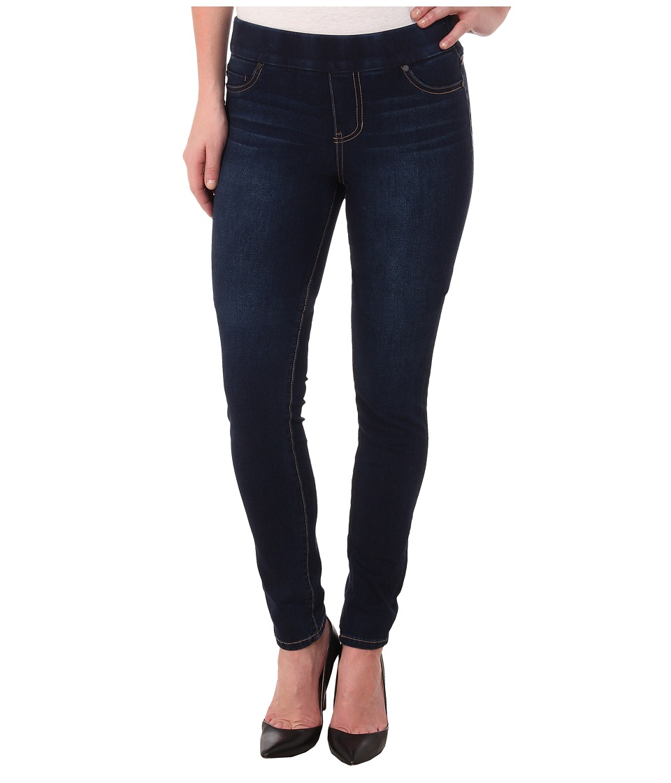 Liverpool - Contour Shaper Sienna Pull-On Leggings (Cleveland Dark Blue) Women's Jeans