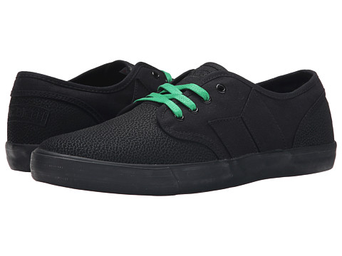 Macbeth - Langley (Black/Black) Men