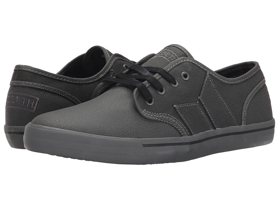 Macbeth - Langley (Dark Grey/Grey) Men's Skate Shoes