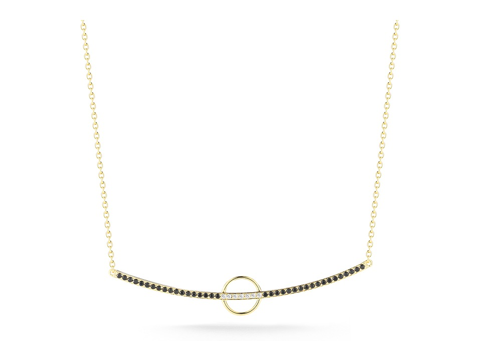 Elizabeth and James - Aloba Necklace - 16/18 (Yellow Gold) Necklace