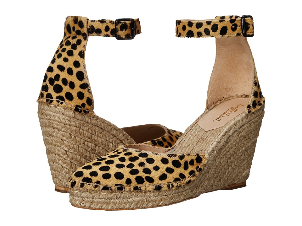 Loeffler Randall - Milly (Cheetah Haircalf) Women