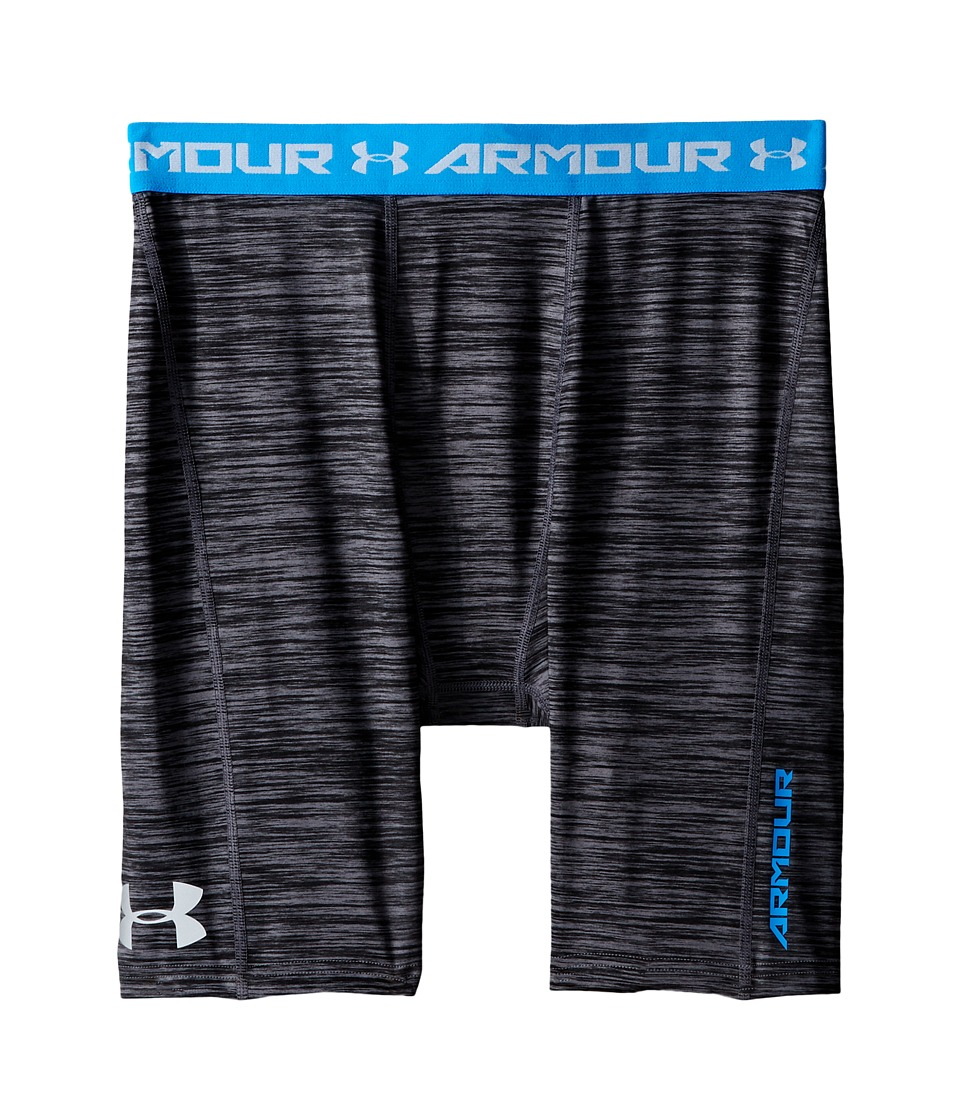 Under Armour Kids - Coolswitch Shorts (Big Kids) (Graphite/Electric Blue) Boy's Shorts